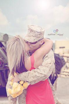 Marine Homecoming