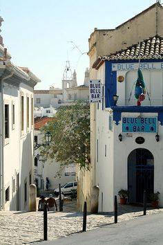 White Albufeira, Algarve Portugal by Malcolm Bott on Flickr