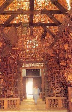 chair installation