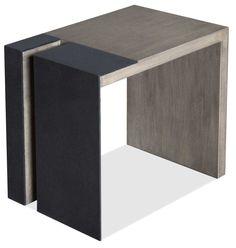 CISEAUX SIDE TABLE 22x16x22 Guest bedroom main