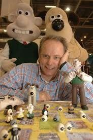 Nick Park, one of the directors of Wallace & Gromit, The Course of Ware-Rabbit, the Stop Motion movie I like best.