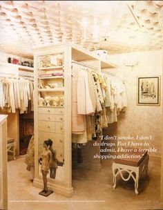Love Your Place: More Closet Space Please