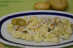 #Insalata di #Pollo e #Patate