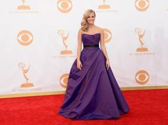 Emmy 2013 Red Carpet Carrie Underwood