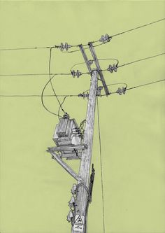 green powerlines