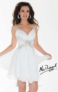 Mac Duggal 64590N by Mac Duggal Homecoming