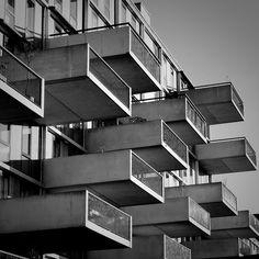 #Utrecht, #Nederland || #Architecture || A•