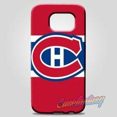 Nhl Montreal Canadiens Logo Samsung Galaxy Note 8 Case Case   casefantasy