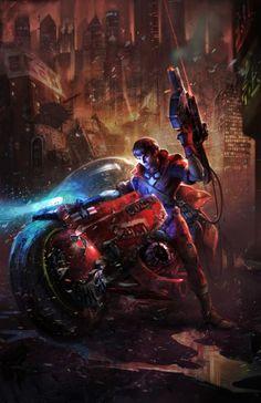 Live-Action AKIRA - Opening Sequence Storyboard Art - News - GeekTyrant