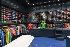 Jott Shop by Maurice Padovani, Marseille France sports