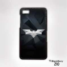 Batman logo Vector art style AR for Blackberry Z10/Q10 phonecases