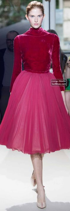 Georges Hobeika Fall Winter 2012-13 Couture
