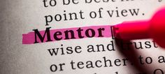 Mentors may challenge or guide you, but the decisions you make in your life and career belong entirely to you.