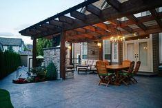Backyard Design & Renovation