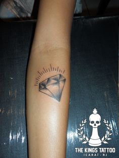 diamond - tattoo