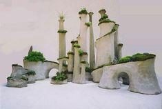 Воздушные замки,но не из песка Google translation: Castles in the air, but not from peskaVozdushnye locks, but not out of the sand