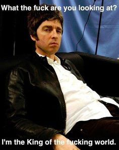 Noel Gallagher Great Bands, Cool Bands, Good Music, My Music, Liam Oasis, Liam And Noel, Noel Gallagher, Britpop, Music Pictures