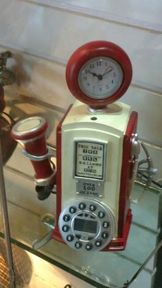 Gas Station phone