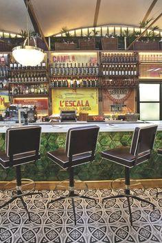 Escapade autour des tables en vogue à Barcelone