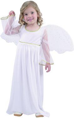 Déguisement ange blanc fille : Deguise-toi, achat de Déguisements enfants