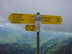 Alpstein, Rotsteinpass