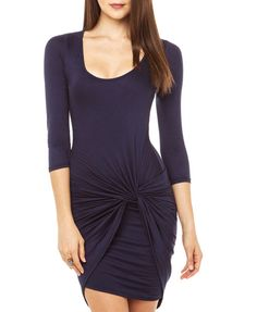 Dovetailed Dress
