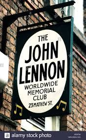 The John Lennon Club, Mathew Street,