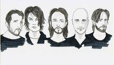 #Radiohead #aMoonShapedPool #review http://memoriediunfanistantaneo.altervista.org/radiohead-moon-shaped-pool/