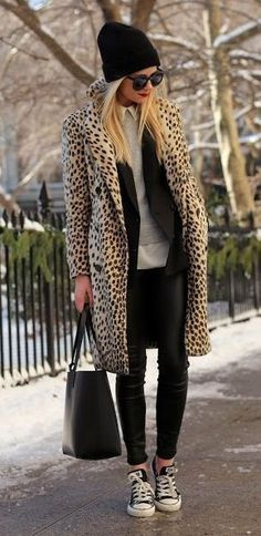 Keeping Fashion in the Mix with 29 Ways to Wear Winter Coats