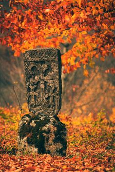 Khachkar history ➤ khachkar meaning ➤ khachkar unesco ➤ and more with Caucasus Holidays! ✠ Traditional Art type in Armenia - ✤ Khachkar is here! Armenian History, Armenian Culture, Armenia Azerbaijan, Yerevan Armenia, Armenia Travel, Types Of Art, Belle Photo, Traditional Art, Places To See