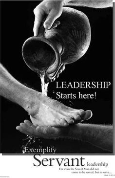 Being a leader is something I value, a characteristic of who I am, and to serve others is what I was made for