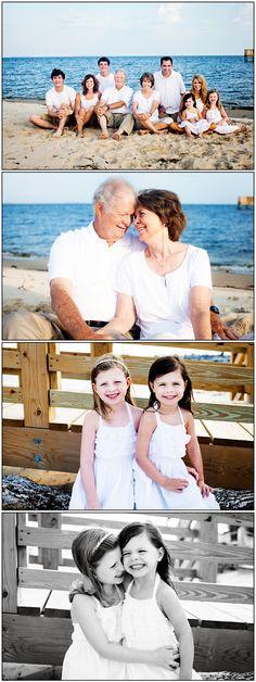 Outer Banks Beach Portrait - Family Photography http://www.kristimidgette.com