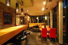 interier, Absolutum hotel Praha 7