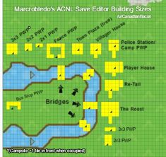 Acnl Town Editor Building Codes