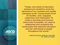 Education Update: Collaborating for Change Is an International Imperative