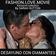 Exclusive collection by Sarah Sutton inspired to the love.movie
