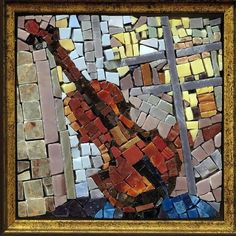 10 на 10 см #мозаика #mosaic #mosaico #mosaics #mosaicart #wowmosaic #школамозаики