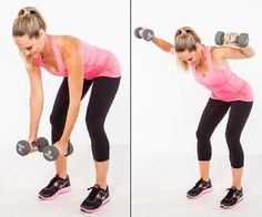 Overlooked Muscle: Shoulders and Mid Back (Rear Deltoid) - Important Muscle Groups Women Ignore - Shape Magazine Fitness Inspiration, Fitness Video, Shape Magazine, Shoulder Workout, Yoga, Muscle Groups, Upper Body, Bodybuilder, Fett