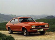 1974 Ford Capri II XL | by Auto Clasico