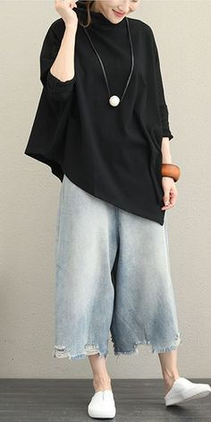 New Fashion Vintage Boho Jeans Ideas Look Fashion, Hijab Fashion, Trendy Fashion, Fashion Dresses, Vintage Fashion, Fashion Design, Stylish Dresses, Nice Dresses, Boho Outfits