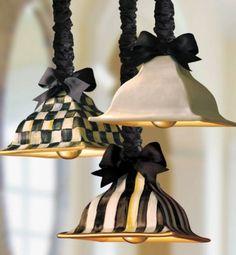 Дизайнерские светильники Mackenzie Childs