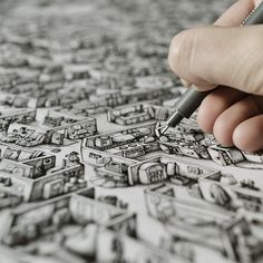 #Drawer #Artist ► #Maria_Tiurina