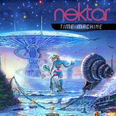 Today in 2013 Nektar released Time Machine http://ift.tt/1Sal3Hl #TodayInProg  June 18 2016 at 03:00AM