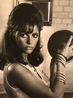 "Claudia Cardinale ~ Original 1968 ~ Movie Still ~ ""Every Man's Woman"" Bowling 