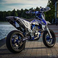 """Any Supermoto fans? @derestricted #MotorcycleLife"""