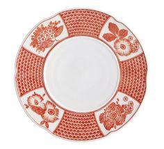#luxelikes: Coralina Bread & Butter Plate by Oscar de la Renta   http://www.luxesource.com   #luxemag #homedecor #oscardelarenta #interiordesignideas #dinnerware
