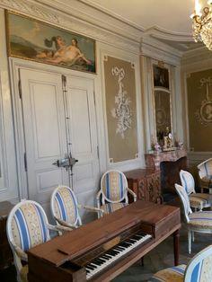 Hôtel Beurnier-Rossel. Grand Salon