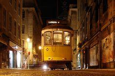 Eléctrico #Lisbon #Lisboa