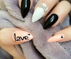 #cutenails #love #bo