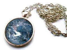 Earth Necklace via Etsy